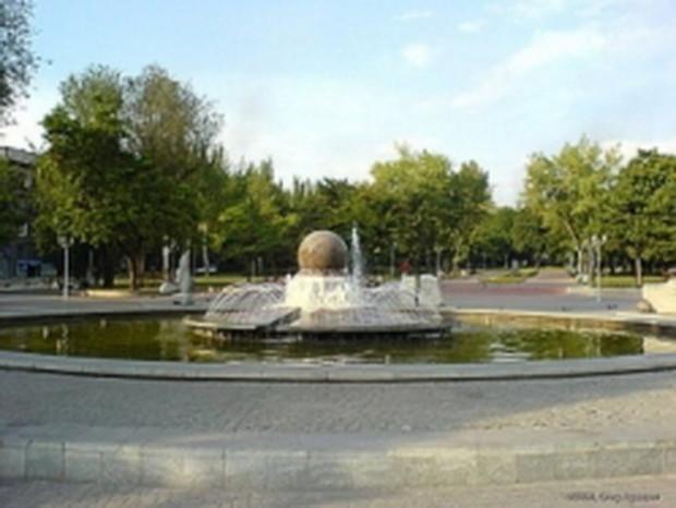 В Запорожье демонтируют фонтаны на зиму