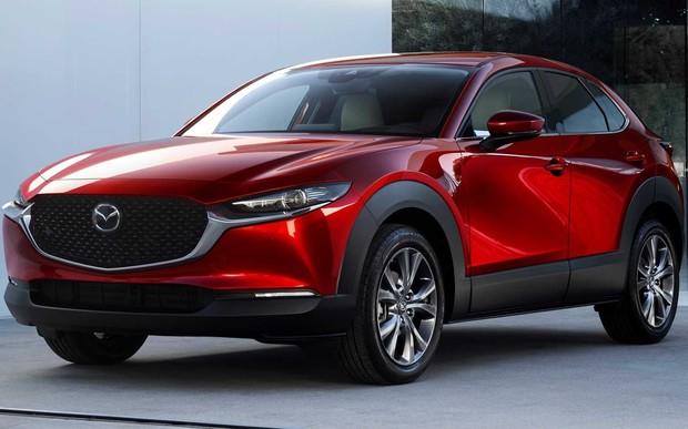 В Женеве Mazda презентовала новый кроссовер