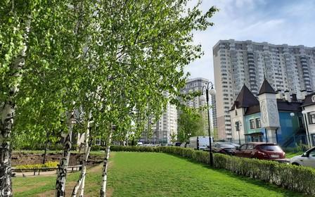 В ЖК «Лесной квартал» адрес получили дом № 8 и паркинг
