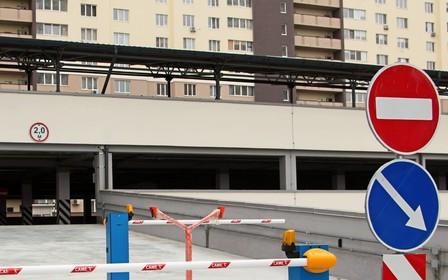 В ЖК «Лесной квартал» введен в эксплуатацию паркинг
