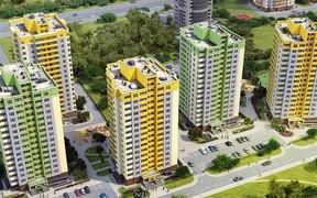 В ЖК «Отрадный» завершены строительные работы в доме № 4