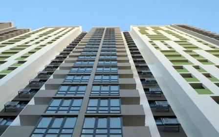 В ЖК «Злагода» завершаются фасадные работы