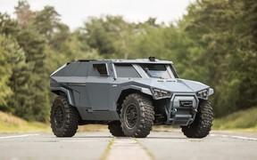 V значит безопасность. Чем удивит новейший бронеавтомобиль Volvo