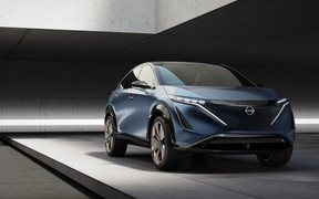 Вам «Лифа» мало? Каким будет новый электрический кроссовер Nissan?