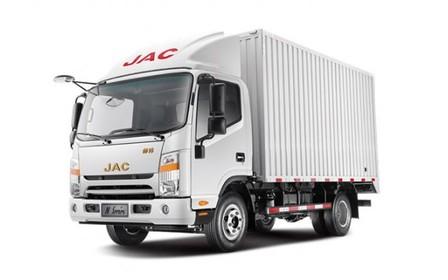 Вантажні автомобілі JAC вже в Україні!