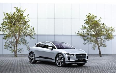 Вдосконалений Jaguar I-Pace 2021: Нові технології та прискорена зарядка