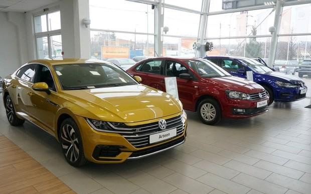 Великодні пропозиції на новий Volkswagen!
