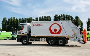 Veolia придбала новий сміттєвоз Hidro-Mak