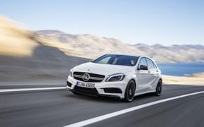 Весеннее предложение от Mercedes-Benz!