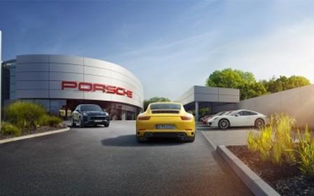 Весняна сервісна програма Porsche