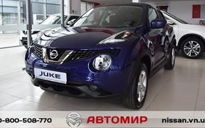 Весняна вигода до 140 400 грн від Автомир Nissan на компактний кросовер Juke