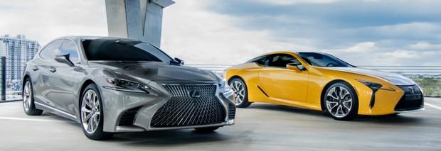 Відбувся продаж 10-мільйонного автомобіля Lexus