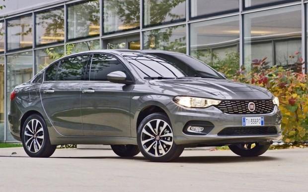 Відчуй можливості з новим Fiat Tipo