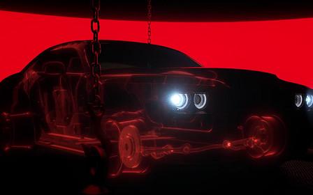Видео: Dodge Challenger станет Демоном