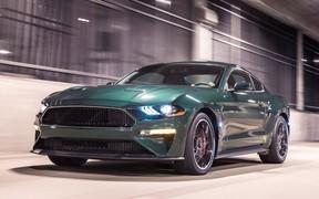Видео: Ford показал спецверсию Bullitt Mustang