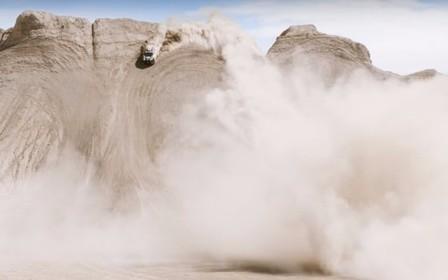 Видео: Кен Блок шумно презентовал новый проект «Террахана»