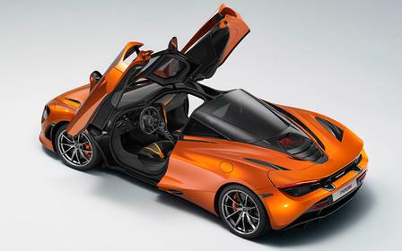 Видео: McLaren презентовал свой новый суперкар