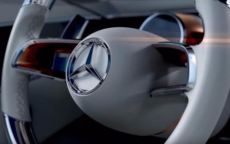 Видео: Mercedes-Benz показал концепт нового Maybach