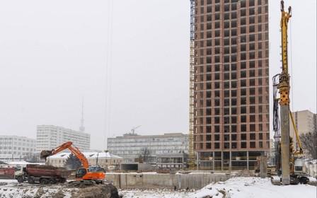 Видеообзор хода строительства ЖК Creator City в феврале