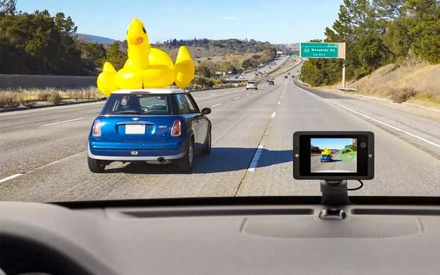 Видеорегистратор в автомобиле. Где и когда за него могут оштрафовать