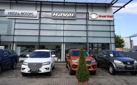 Відкриття 2-го офіційного дилерського центру Haval в м.Київ