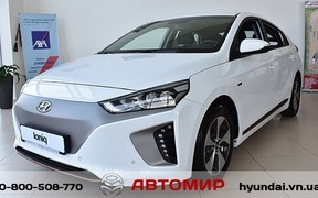 Вигідна пропозиція на електромобіль Hyundai IoniqElectric від Автомир Hyundai