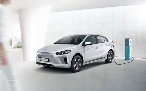 Вигідна пропозиція на електромобіль Hyundai Ioniq Electric