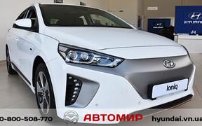 «Вигідна пропозиція на електромобіль Ioniq Electric від Автомир Hyundai»