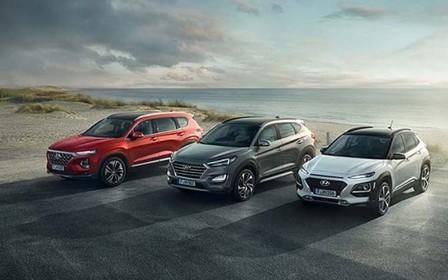 Вигідні ціни на модельний ряд Hyundai 2019-2020 років випуску