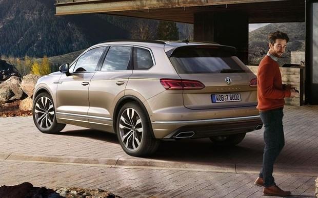 Вигода на Volkswagen Touareg до 10 385 USD