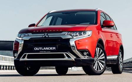 Вигоди до 20 000 грн* на модельний ряд Mitsubishi 2020 року виробництва