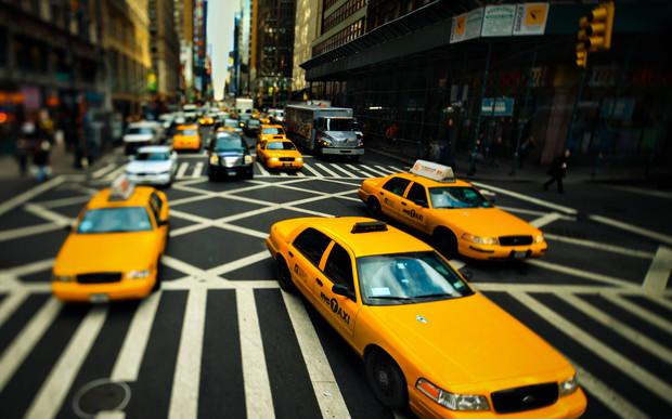 Винница: таксисты не пустили «титушек» в Киев
