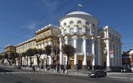 Винница в пятый раз подряд признана самым комфортным городом Украины