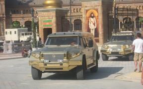 VIP-VIP- транспорт диктаторов