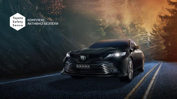«Виробник повідомляє про оснащення системою активної безпеки Toyota Safety Sense більше 10 млн автомобілів у всьому світі»