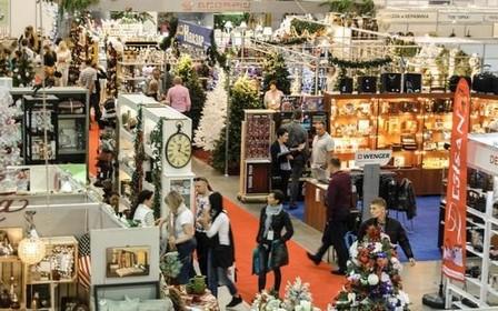 Виставка товарів для дому PROMAISONSHOW і ювілейна 25-а міжнародна виставка подарунків