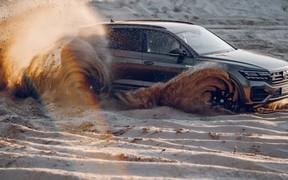 Визначає нові напрямки: Volkswagen Touareg