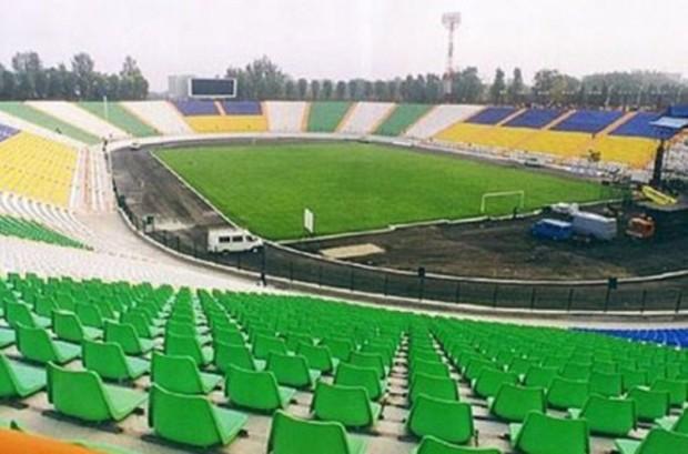 Власть регулярно отчитывается о благоустройстве стадиона во ЛЬвове