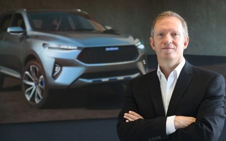 Внедорожники Haval будет рисовать бывший дизайнер Land Rover