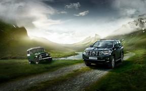 «Внедорожники Toyota по специальной цене: возможность осуществить мечту!»