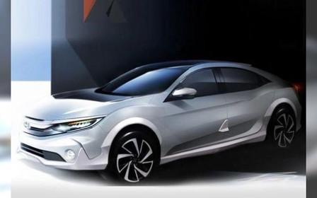 Внедорожный Civic, родстер и семейное авто будущего. Что Honda готовит к январю?