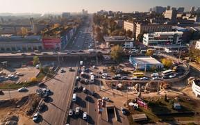 ВНИМАНИЕ! Шулявский мост полностью перекроют 16 марта