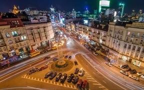 ВНИМАНИЕ! Улица Льва Толстого в центре Киева перекрыта