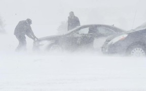 ВНИМАНИЕ! В Украину идет непогода