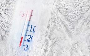 ВНИМАНИЕ! В Украину идут снегопады и сильные морозы