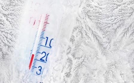 УВАГА! В Україну йдуть снігопади та сильні морози