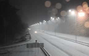 ВНИМАНИЕ! В Украину возвращаются снегопады и гололедица