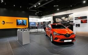 Во Франции открылся первый концептуальный центр Renault City