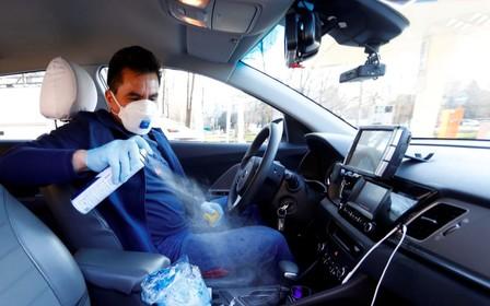 Водители личных авто имеют право ездить без маски — полиция