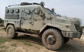 Военные краш-тесты: Броневик «Варта» расстреливали и подрывали на фугасах